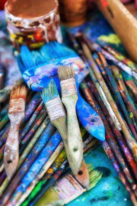 Cultureel Atelier Ramses Shaffy Huis