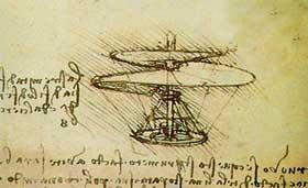 Leonardo Da Vinci Uitvinding