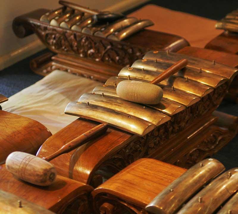 Indische instrumenten