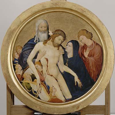 Christus corpus lezing door Wendelien van Welie-Vink