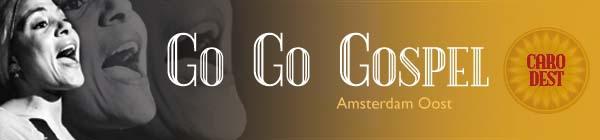 Caro Dest zingt Gospel in Go Go Gospel